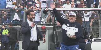 Były klub Maradony ODDAJE HOŁD swojej legendzie! NIESAMOWITY POMYSŁ argentyńskiego klubu